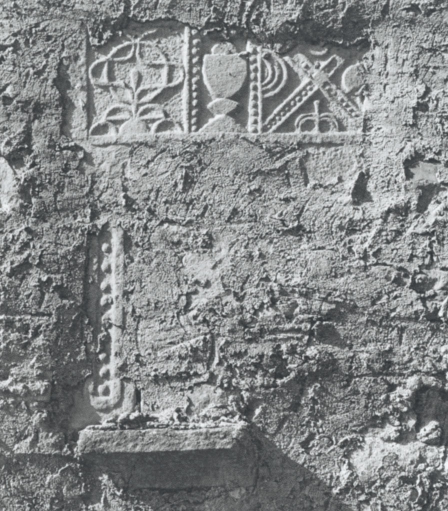 Architrave a Braglie di Felina