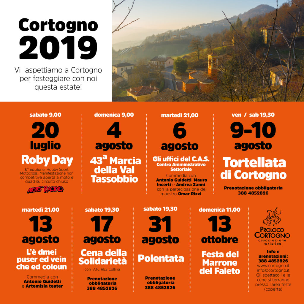 cartolina proloco 20192